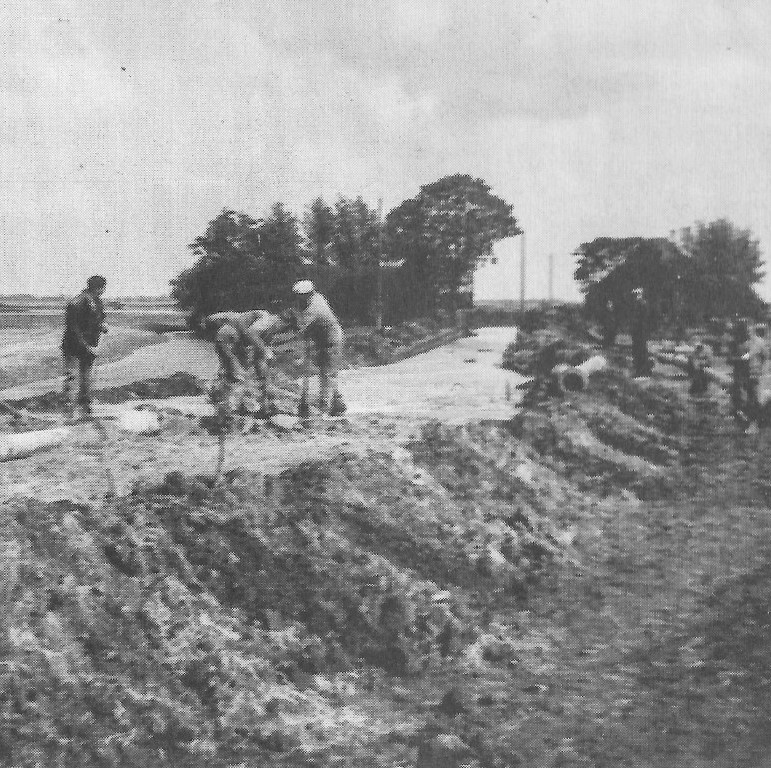 1960 aanleg Kwakelweg