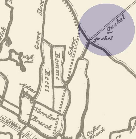 1608 Droogvallen van de Wogmeer