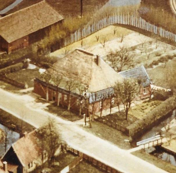 1950 deel loop oude Kwakelpad